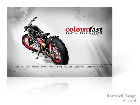 Print Design — Postcard