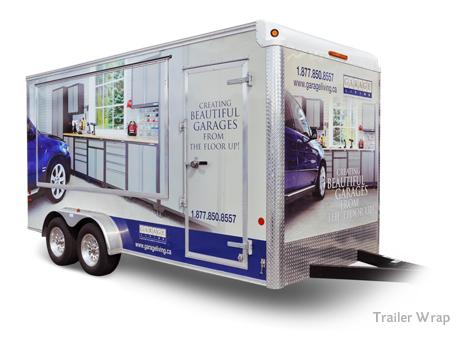 Print Design - Vehicle Wrap