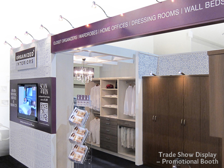 Print Design - Custom Trade Show Display Booth