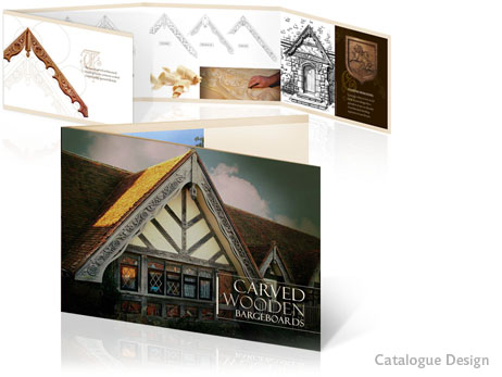 Print Design - Manufacturer\'s Catalogue