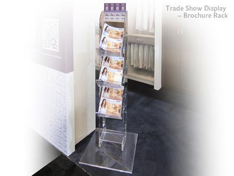 Print Design - Brochure Rack