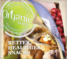 Organic Select Promotional Material